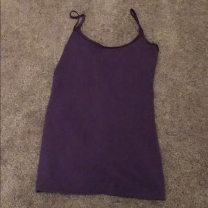 Bp purple basic tank